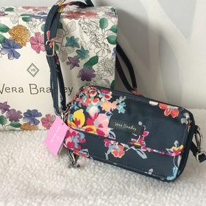 Vera Bradley Lighten RFID All in one Crossbody bag